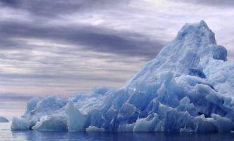 Iceberg - Un magnifique glacier !