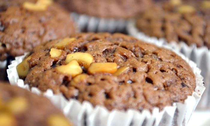 puzzle Muffins au chocolat,