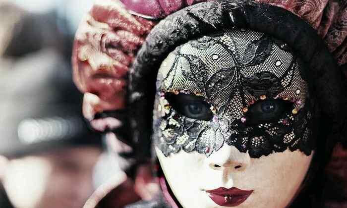 puzzle Masque de carnaval,
