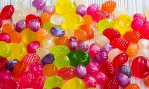 4141 | bonbons multicolores -