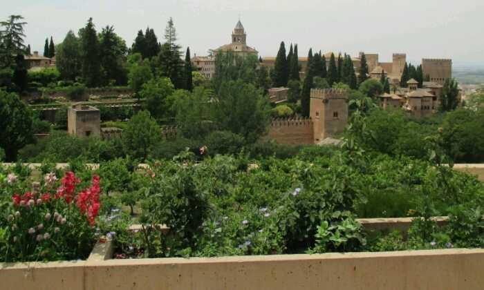 puzzle Alhambra Grenade,