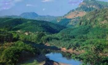 276   Monts du Yunnan - Village au creux du Yunnan, Chine