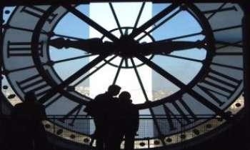 "767 | Horloge - Orsay - Horloge de la gare d'Orsay, devenue le ""Musée d'Orsay"", à Paris"