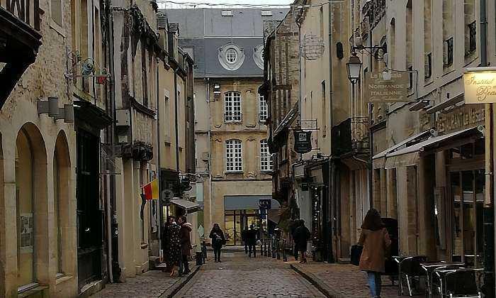 puzzle Vieille rue, Vieille rue